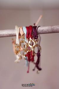 3 bracelets PuraVida acheter en france Cometeshop