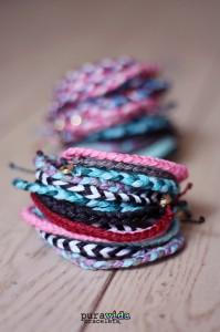 7 bracelets PuraVida acheter en france Cometeshop copie