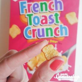 Céréales French Toast Crunch Cometeshop épicerie américaine Paris