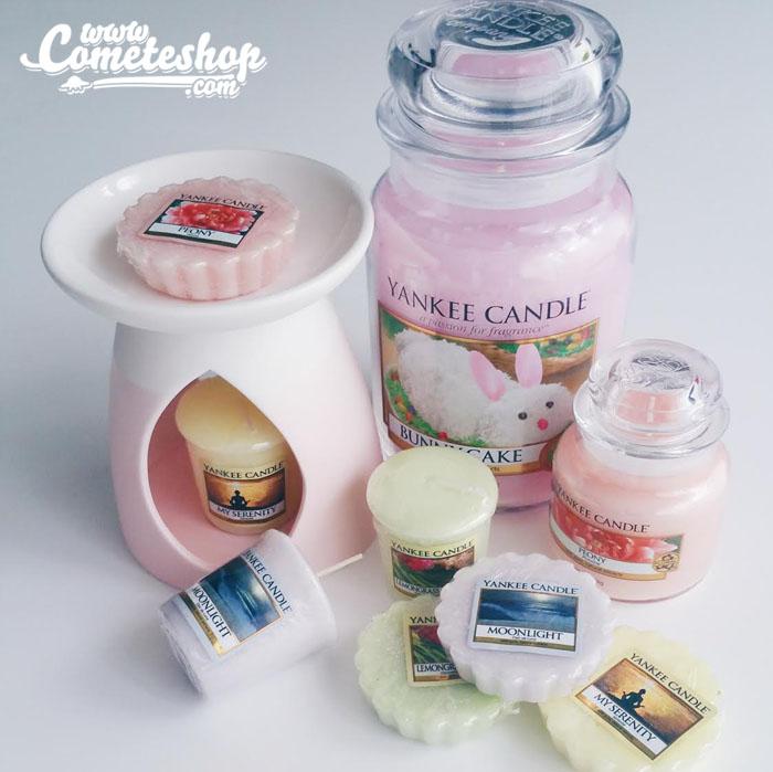 nouvelle collection bougies yankee candle printemps cometeshop paris