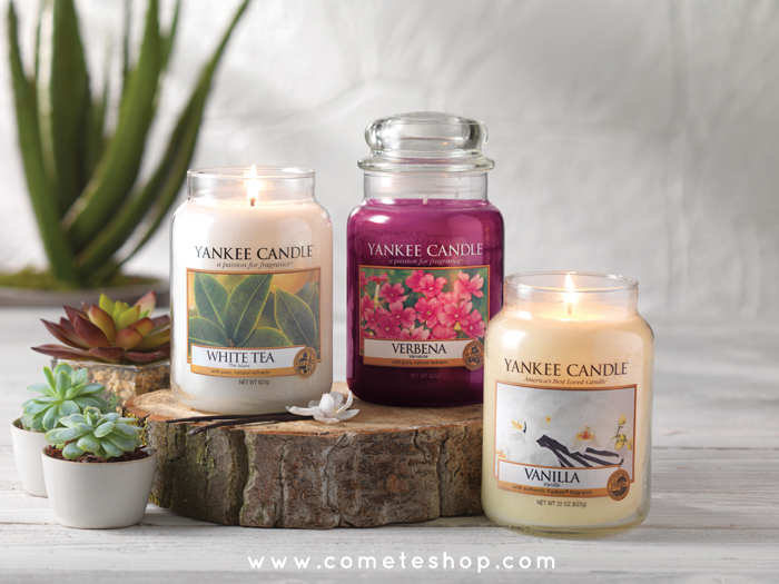 nouvelle collection bougies yankee candle pure essence boutique paris magasin cometeshop point de vente bougie yankee candle paris