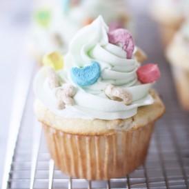 cupcake lucky charms