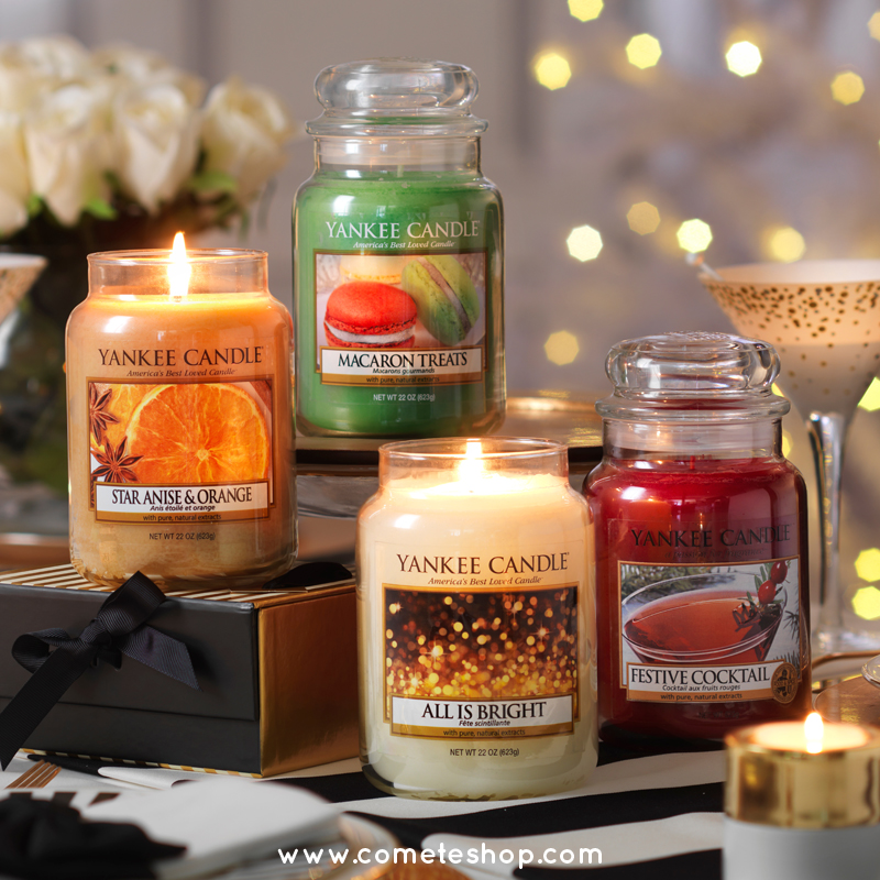 nouvelle collection noel 2016 yankee candle holiday party chez le blog de. Black Bedroom Furniture Sets. Home Design Ideas