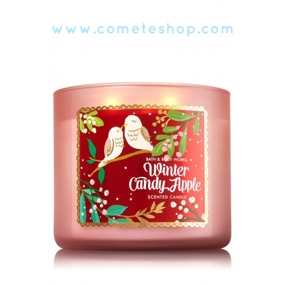 bougies-bath-and-body-works-noel-winter-candy-apple