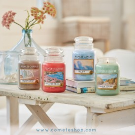 nouvelle collection bougie yankee candle 2017 coastal living mer bougies blog revue avis test