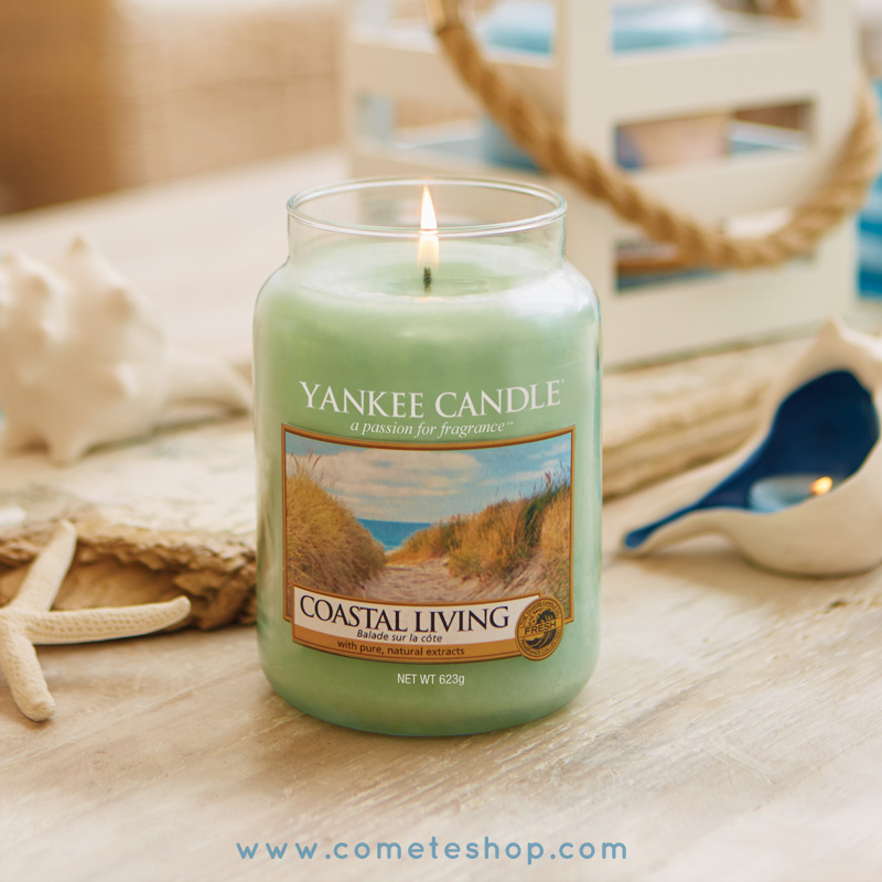 nouvelle collection yankee candle printemps ete 2017 coastal living blog test revue parfum avis