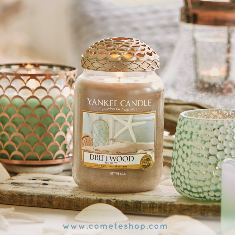 nouvelle collection yankee candle printemps ete coastal living driftwood bois flotté boutique paris point de vente