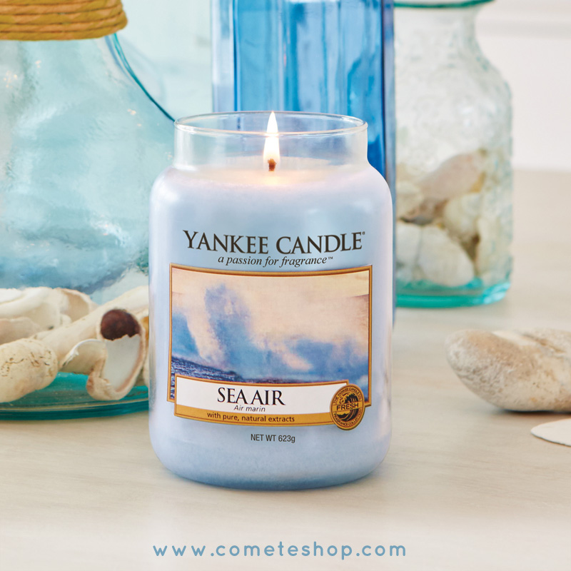 nouvelle collection yankee candle printemps ete coastal living sea air air marin où trouver à paris bougies yankee candle