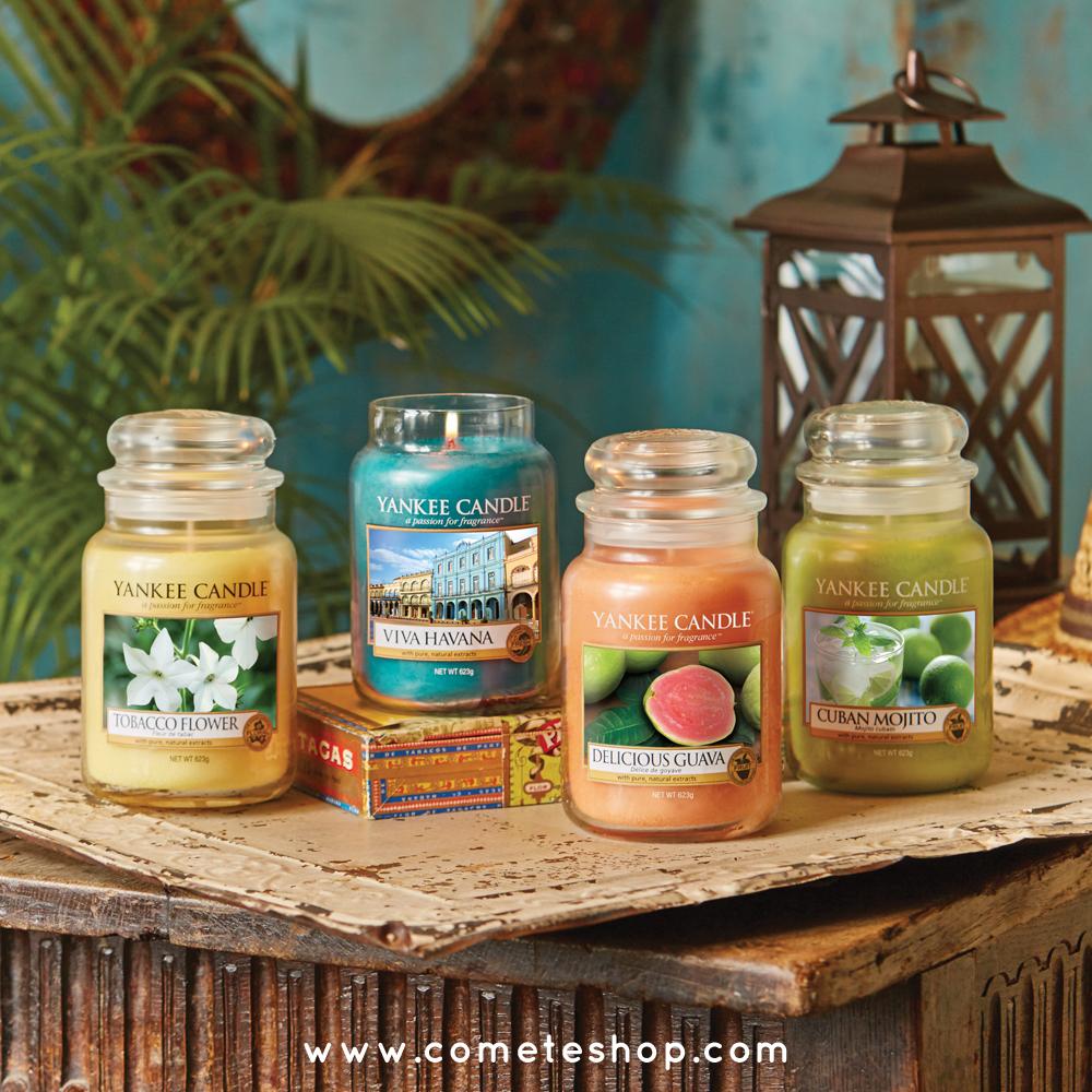 nouvelle collection été 2017 yankee candle viva havana bougies