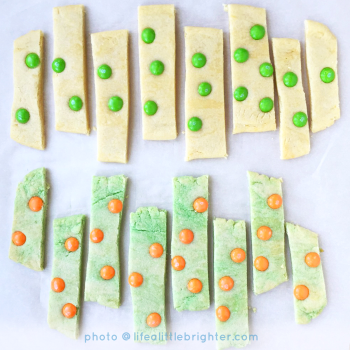 recette americaine cookie bonbons