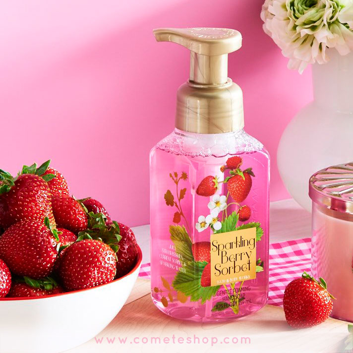 nouveautés bath and body works printemps