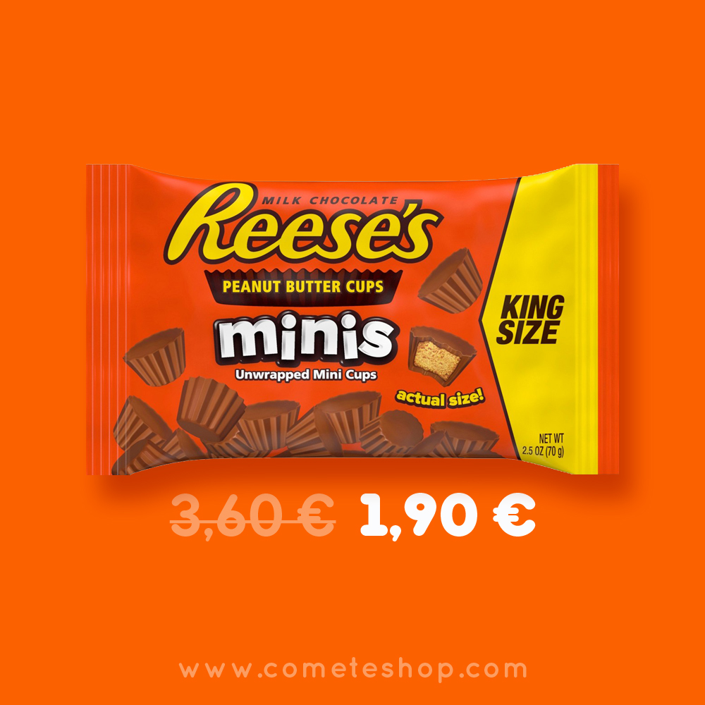 mini reeses peanut butter pas cher epicerie americaine