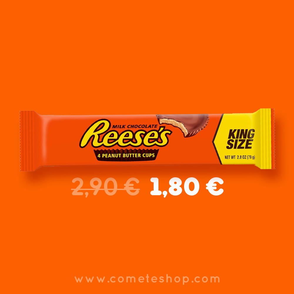 reeses 4 peanut butter cup pas cher epicerie americaine