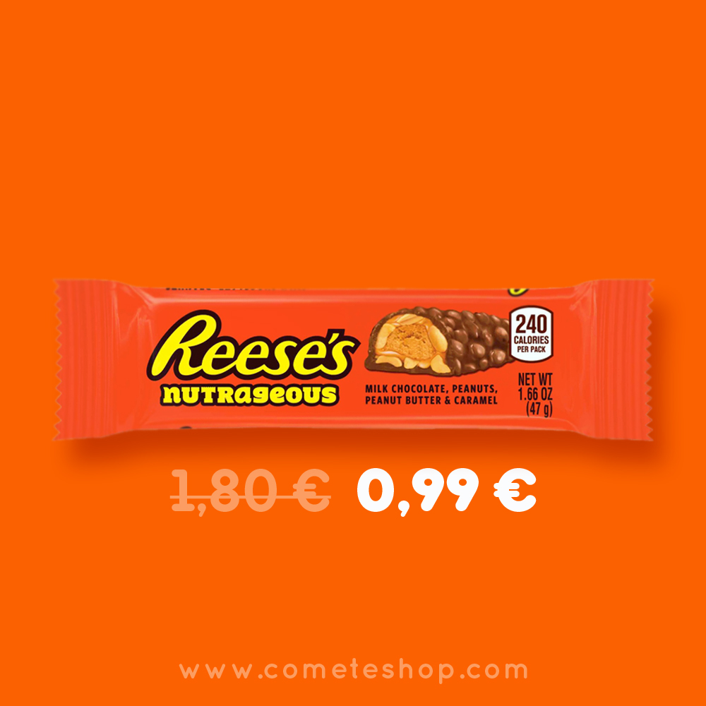 reeses nutrageous pas cher epicerie americaine