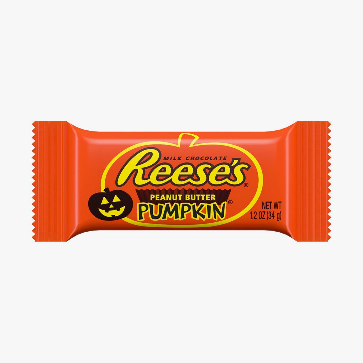 reeses halloween format individuel pumpkin citrouille epicerie americaine