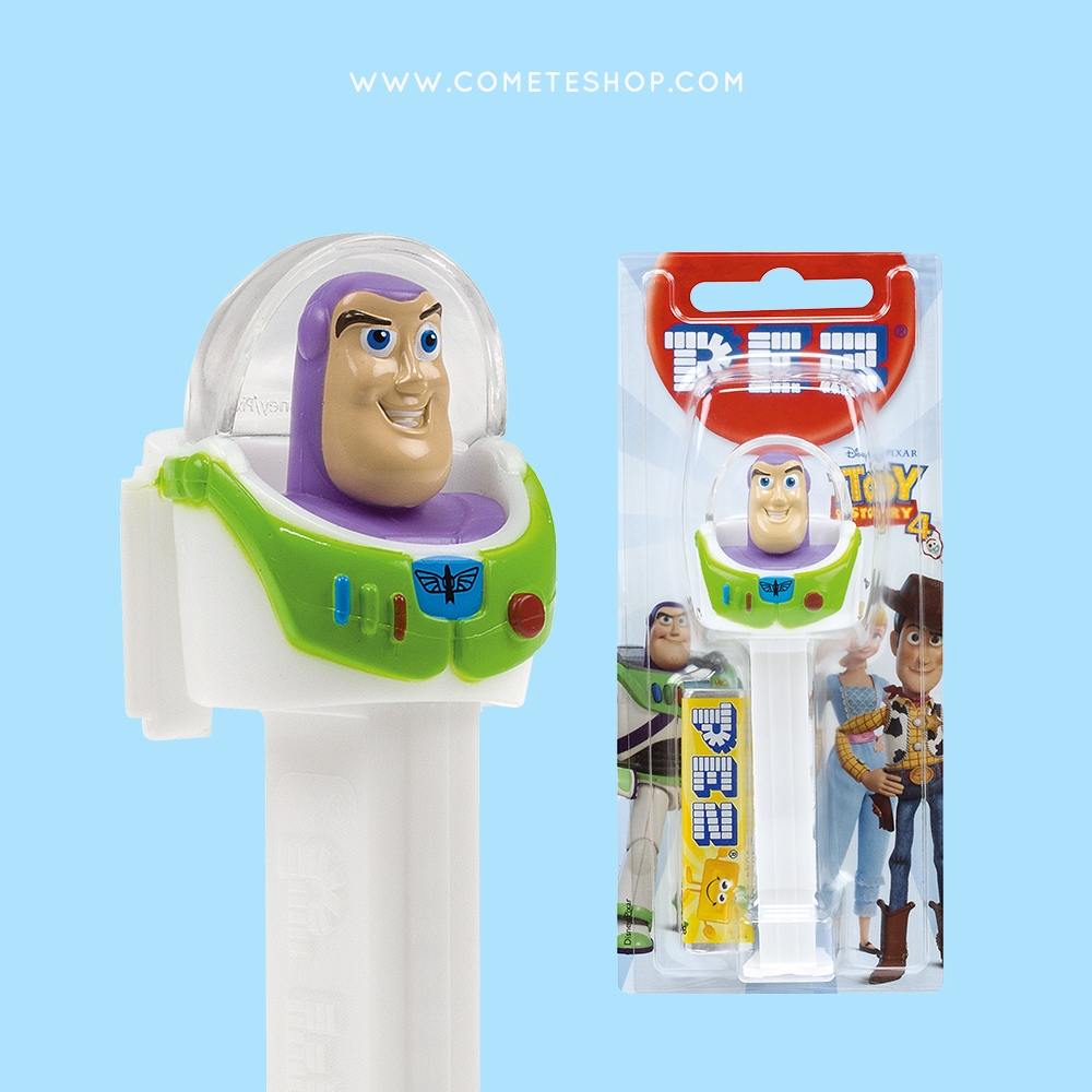 Pez Toy Story 4 disney Buzz l'éclair