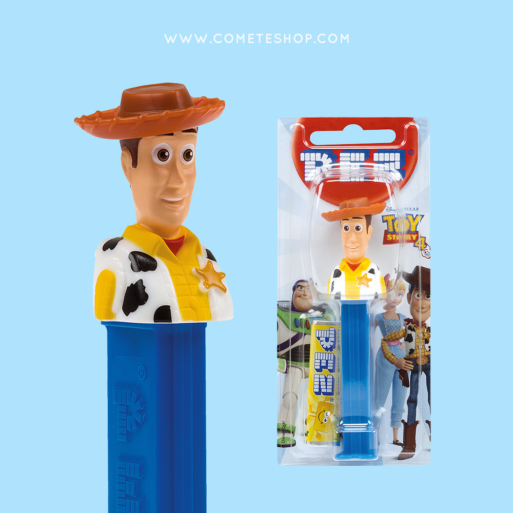 Pez Toy Story 4 disney sherif woody