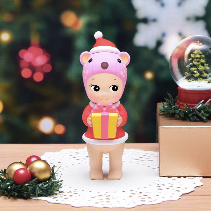 christmas present sonny angel