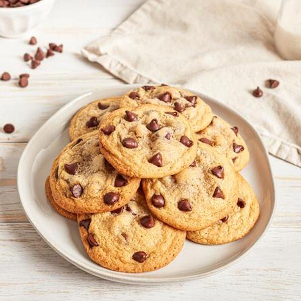 recette cookie toll house nestlé chip pepites