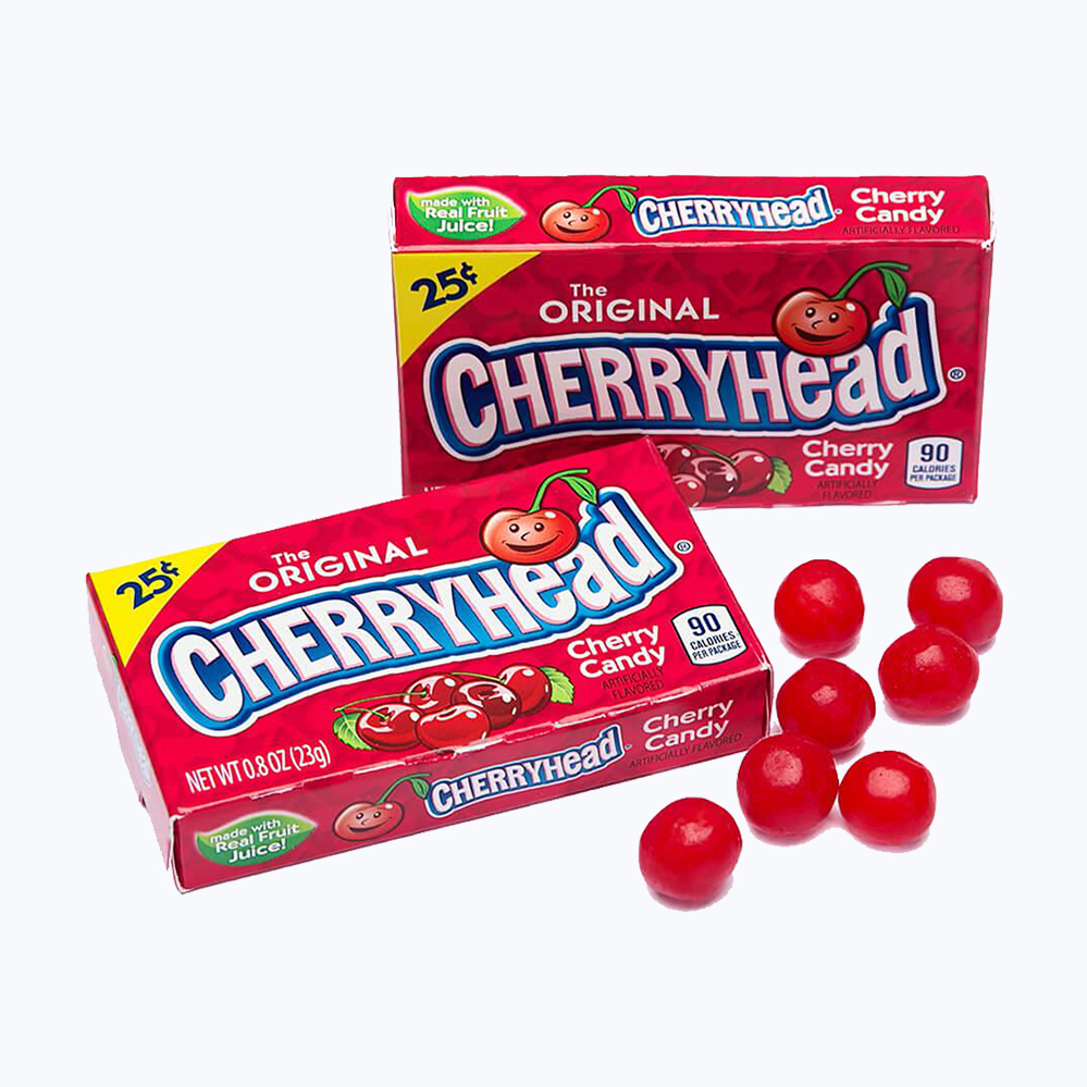 cherry heads