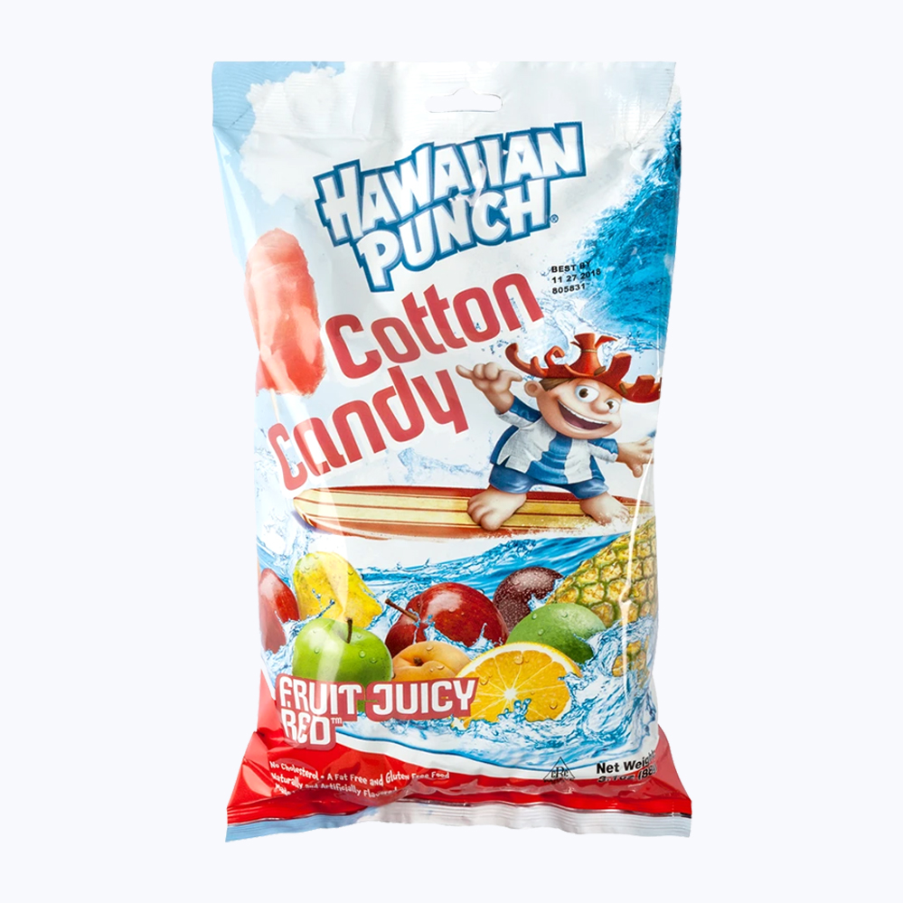 hawaiian cotton candy