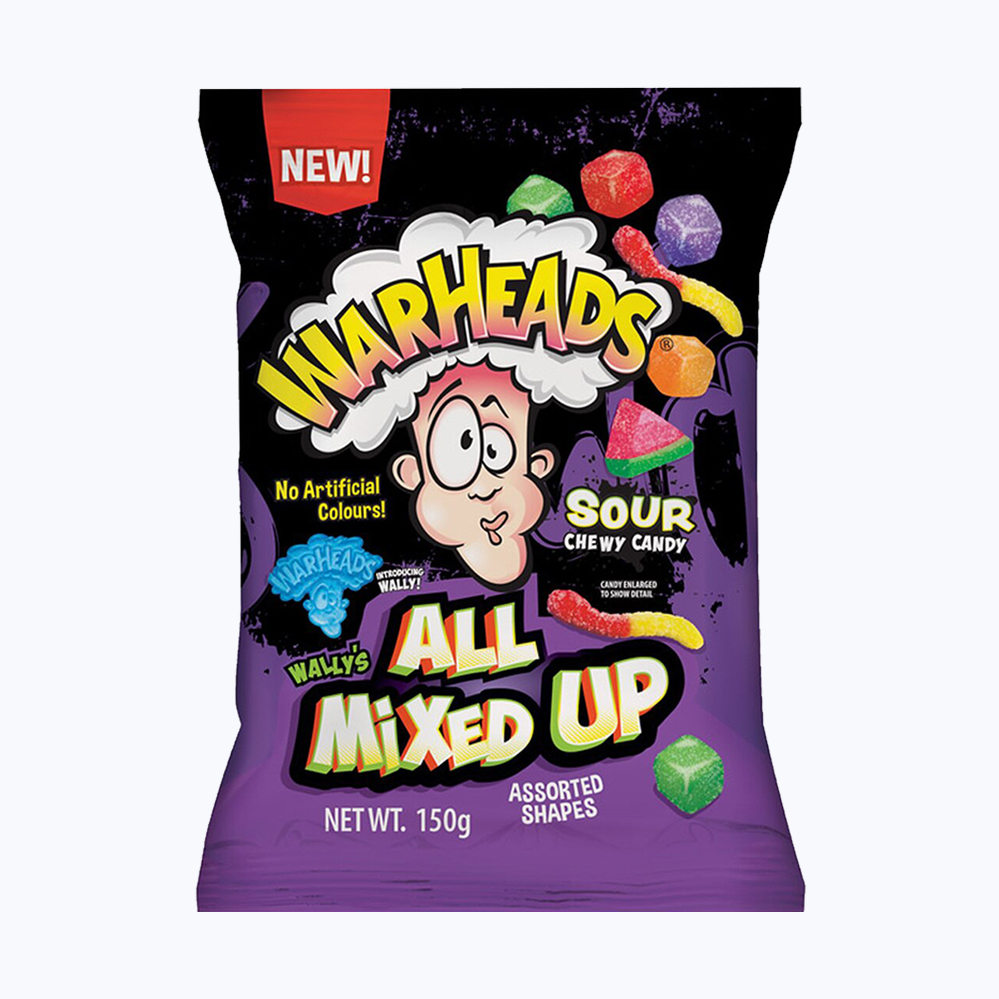 warheads all mix up