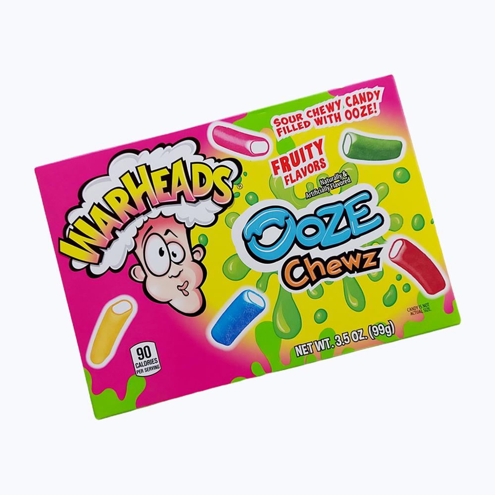 warheads ooze chews