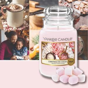 Chocolat chaud de Noël Yankee candle