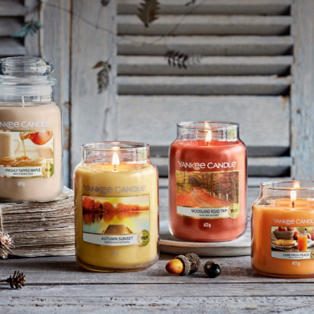 collection woodland roadtrip yankee candle